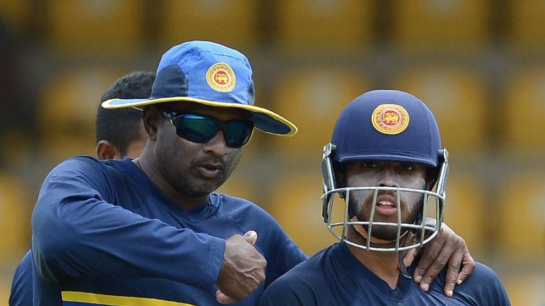 Avishka Gunawardene has worked as a coach for Sri Lanka's A team