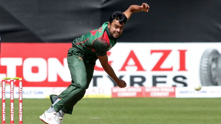 Abu Jayed claimed the most scalps in the 2018/19 Bangladesh Premier League, picking up 18 wickets