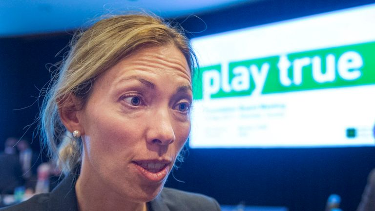 WADA executives cleared of bullying allegations made by Beckie Scott