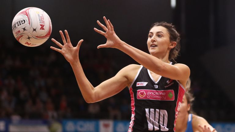 The defender missed the end of the Suncorp Super Netball season, and the Netball World Cup, due to a ruptured ACL
