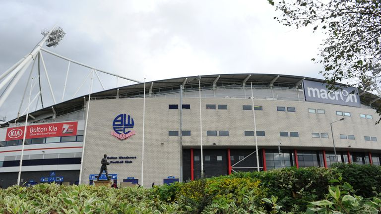 Laurence Bassini is aiming to takeover Bolton Wanderers from current owner Ken Anderson.