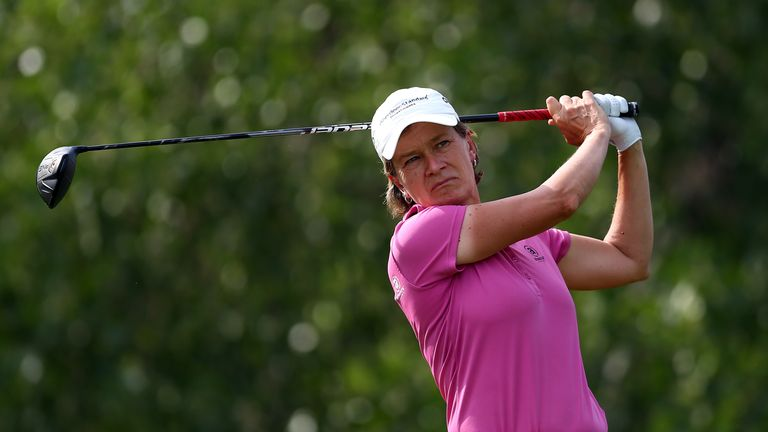 Catriona Matthew will focus on tournaments in Europe after competing in Michigan in July