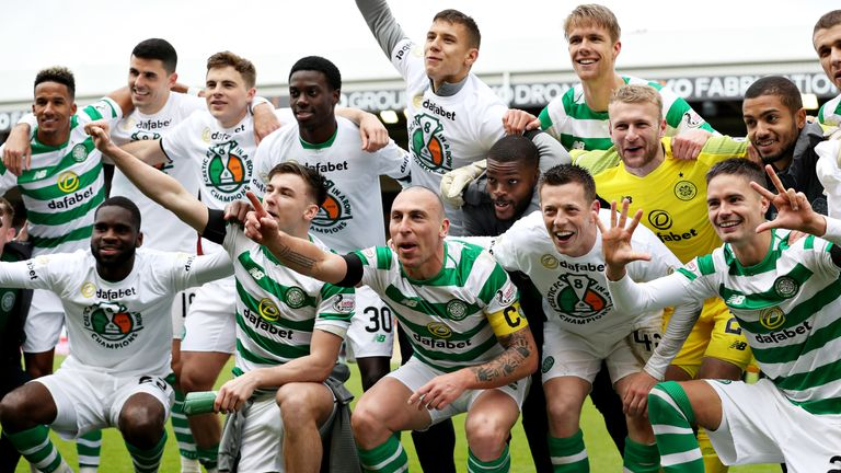 Will Celtic be handed the Scottish Premiership title?
