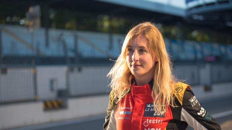 Charlie Martin, racing driver, motorsport
