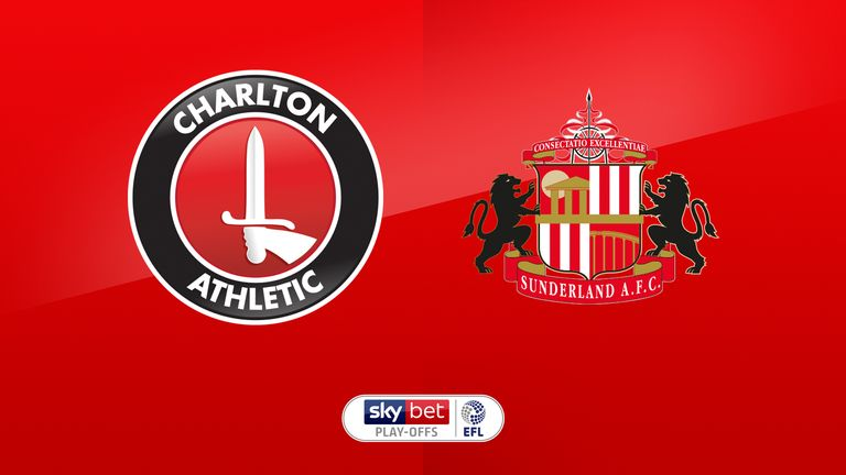 Sky Bet League One Play-off Final - Charlton v Sunderland