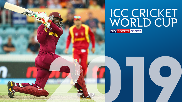 West Indies, Cricket World Cup 2019