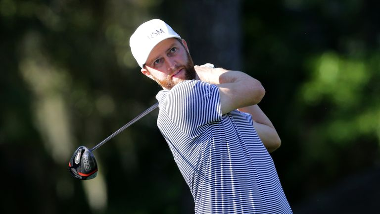 Chris Kirk is taking indefinite leave from the PGA Tour
