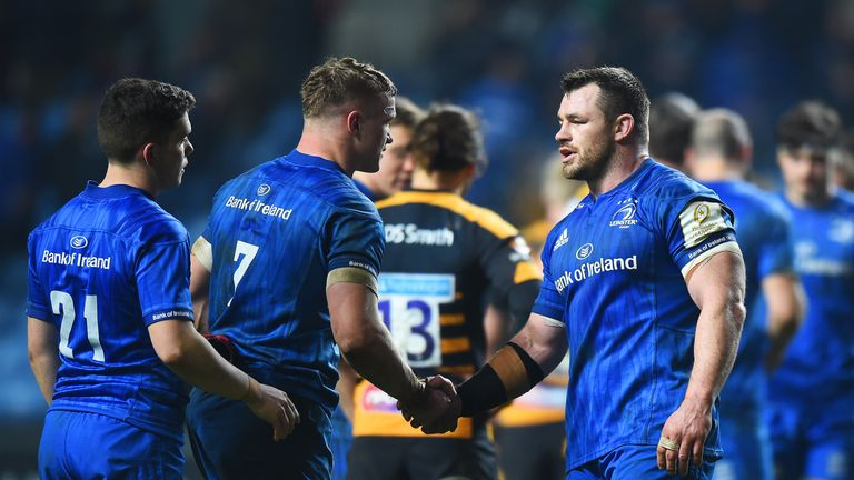 Saracens and Leinster are primed to deliver in Champions Cup final, says  Bernard Jackman | Rugby Union News | Sky Sports