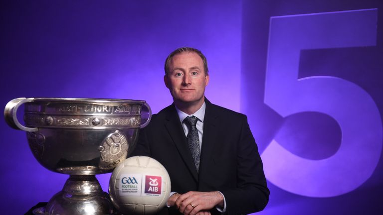 Goggins was speaking at AIB's launch of the 2019 All-Ireland Senior Football Championship