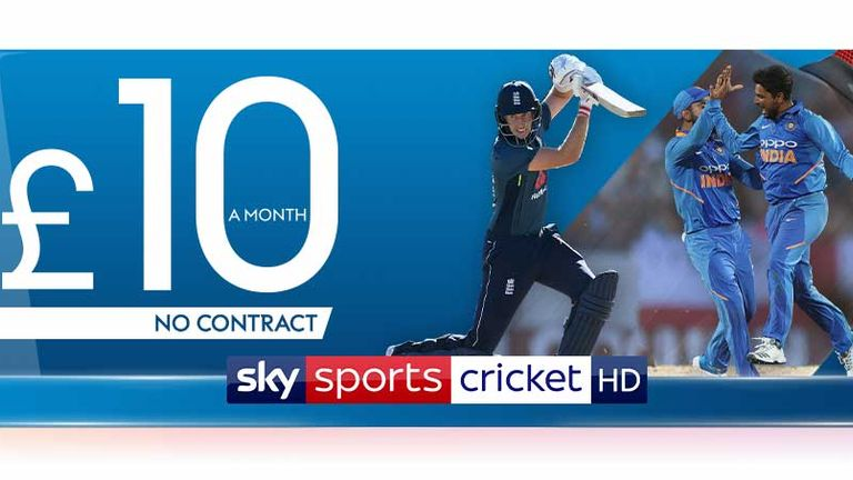 Cricket World Cup Get Sky Sports Cricket Hd For Just 10 A