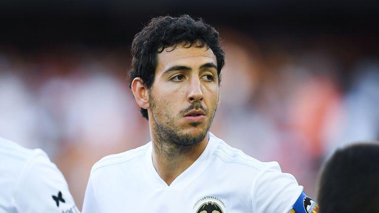 Dani Parejo has spent eight years at Valencia