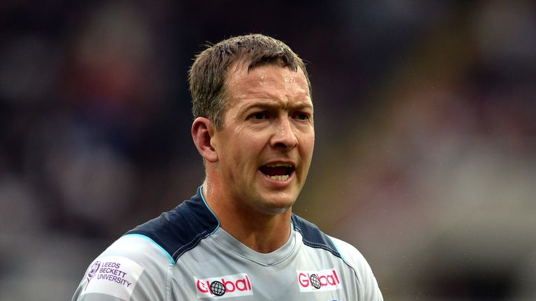 Danny McGuire won eight Super League titles with Leeds Rhinos