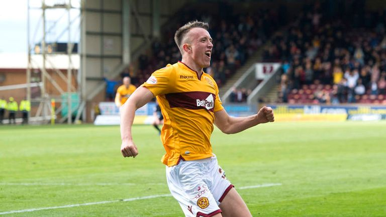 David Turnbull's £3m transfer to Celtic from Motherwell is in doubt