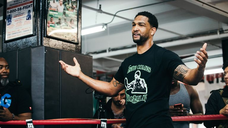 Breazeale claims his fight with Wilder will not go past three rounds