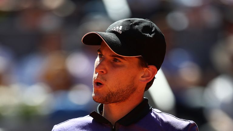 Dominic Thiem is one of the most dangerous clay-court operators in the world