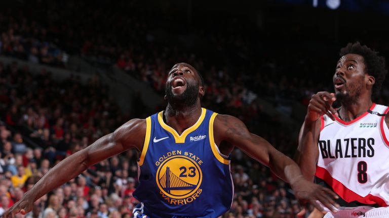 Draymond Green has been back to his best for the Golden State Warriors during the Western Conference Finals