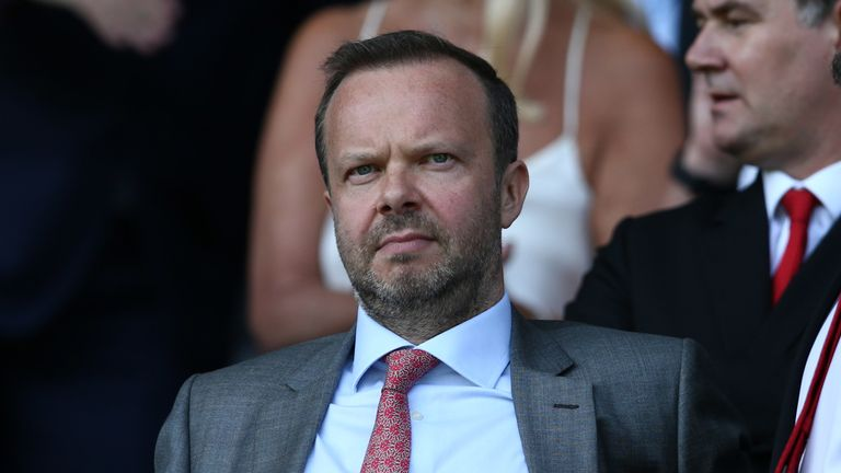 Ed Woodward will not join Manchester United's pre-season tour