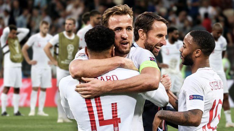England's progress since 2018 World Cup