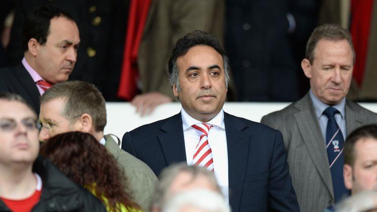Fawaz Al-Hasawi claims Nottingham Forest owe him around £4.2m in unpaid loans