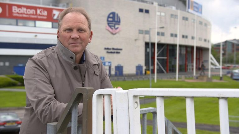 rob palmer explains the current situation at bolton