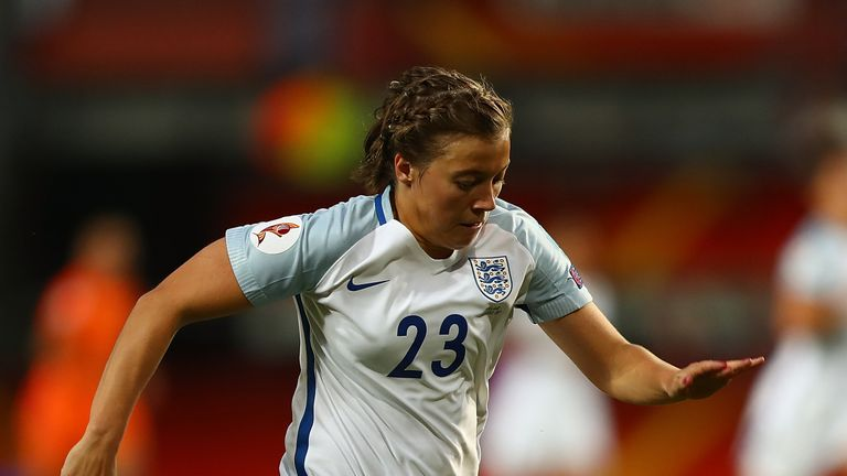 England reached the Women's World Cup semi-finals in 2015 and the last four at Euro 2017