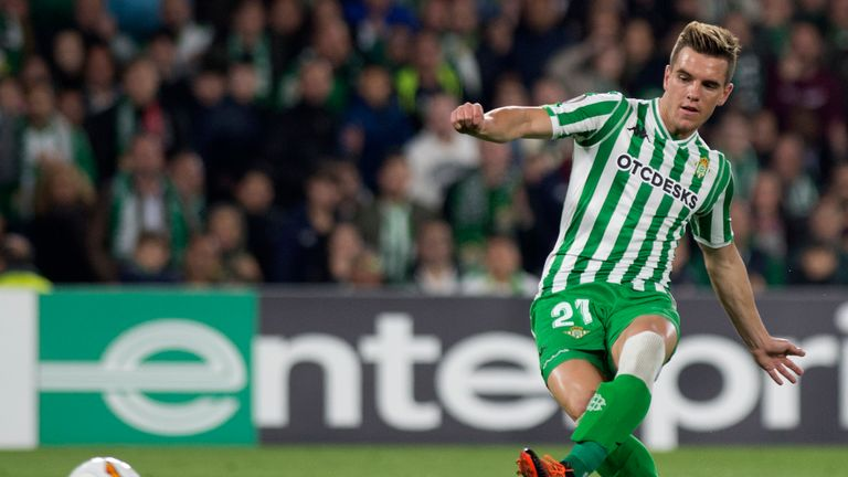 Real Betis midfielder Giovani Lo Celso could become Tottenham's first signing since January 2018