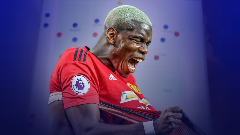 Manchester United continue to wrestle with how best to use Paul Pogba