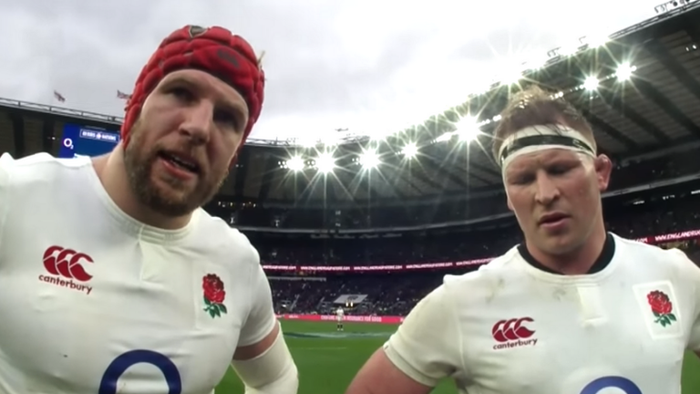 James Haskell: Memorable moments of the backrow's career