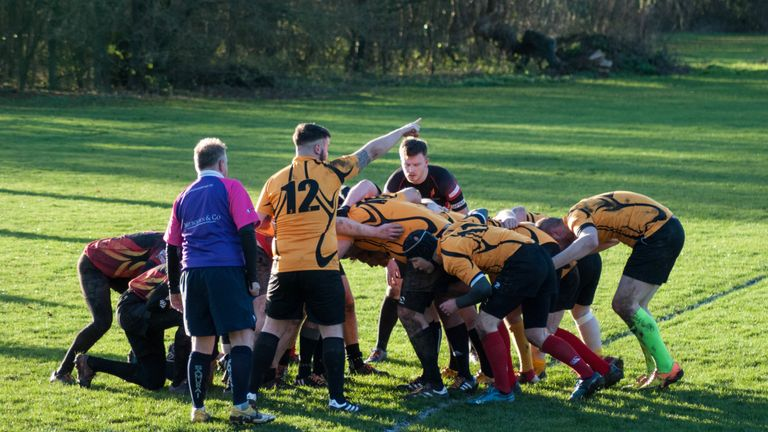 The Roundheads have faced off against inclusive clubs based nearby, such as the Sheffield Vulcans, as they prepare to compete in the Union Cup