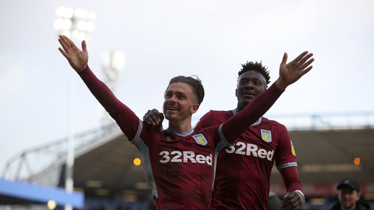 Jack Grealish and Tammy Abraham have been instrumental for Villa