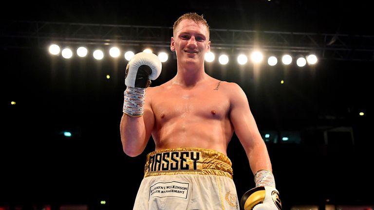 Jack Massey is unbeaten ahead of July's fight