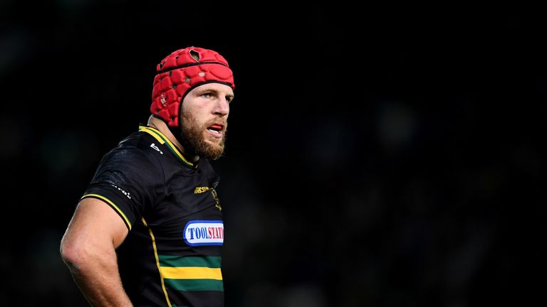 James Haskell has previously voiced his disapproval of artificial pitches