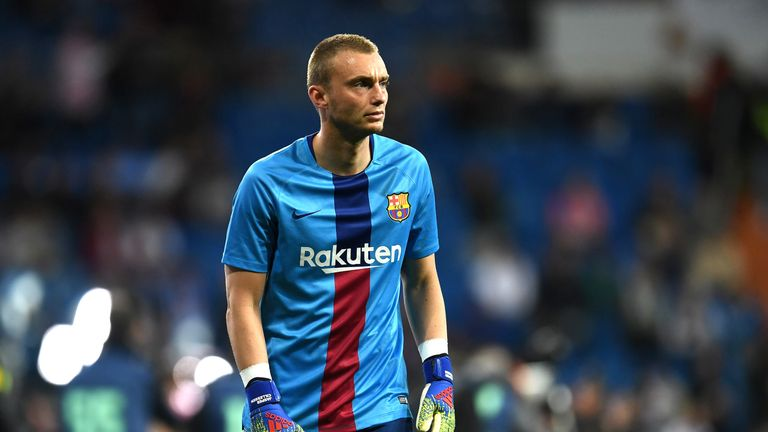 Jasper Cillessen is leaving Barcelona after three seasons