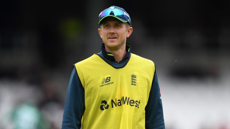 Joe Denly looks to have missed out on selection