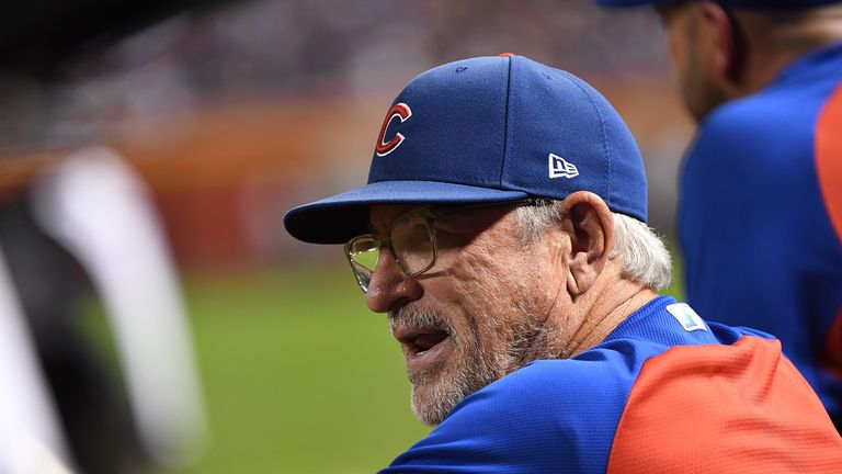 Chicago Cubs manager Joe Madden has confirmed his side will travel to London next summer
