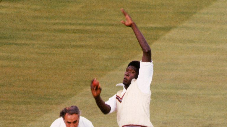Joel Garner took five wickets in 11 balls as West Indies won the 1979 World Cup