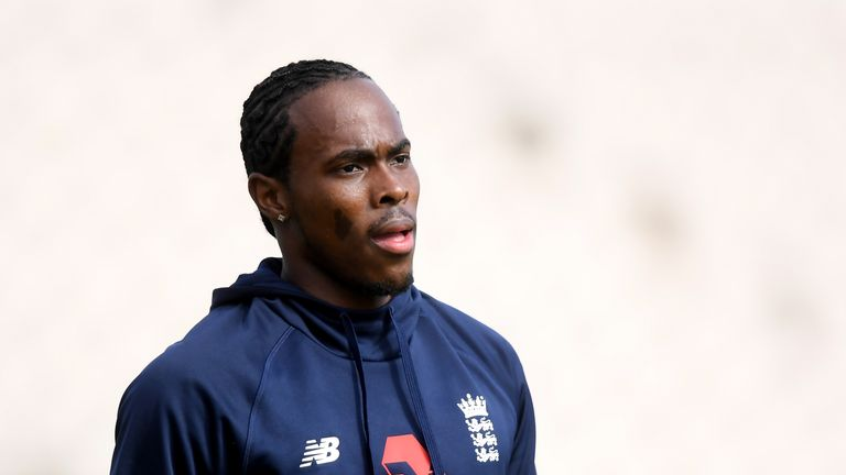 Jofra Archer's absence was keenly felt by England in the second ODI