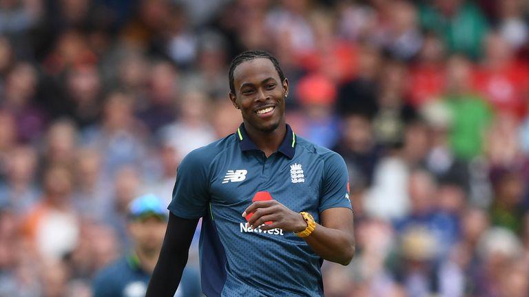 Jofra Archer, England, ODI vs Pakistan