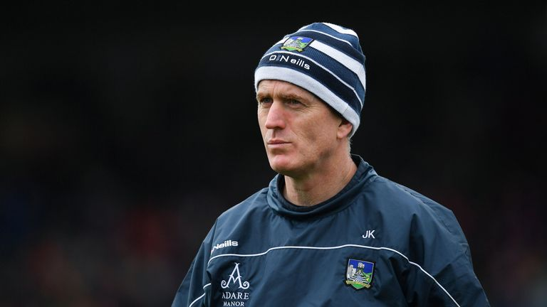 Limerick will rotate in the coming weeks