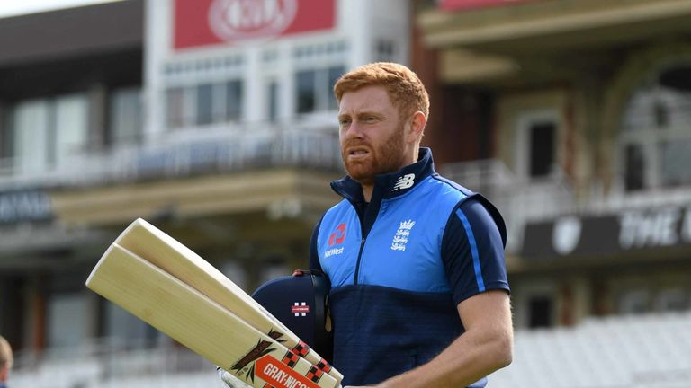Bairstow will be a key man for England at the World Cup and in the Ashes