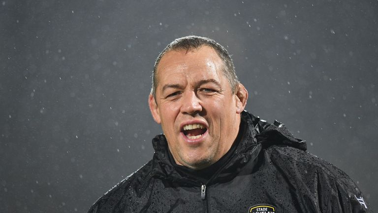 Jono Gibbes' La Rochelle slipped from fourth to seventh over the weekend in the Top 14 table