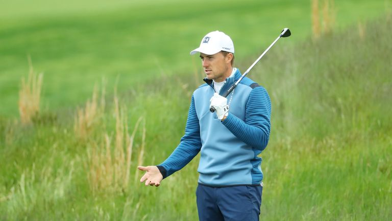Spieth is a three-time major champion