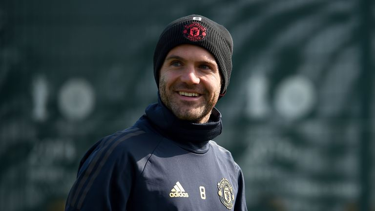 Juan Mata's Common Goal cause has raised £1.1m so far