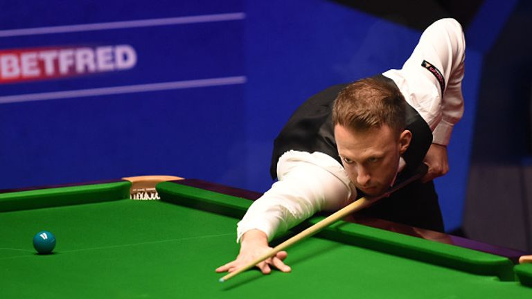 Judd Trump gained revenge for his defeat in the 2011 final