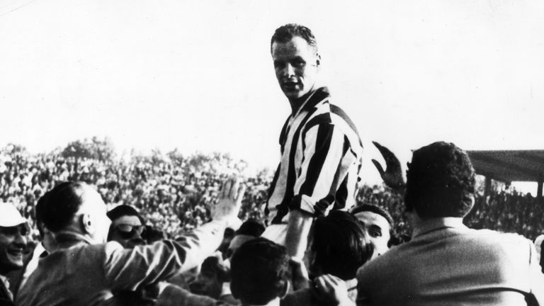John Charles, the first ever Welshman to move to Juventus, enjoyed an immensely successful time in Turin