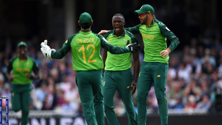 Kagiso Rabada will lead the South African pace attack against India
