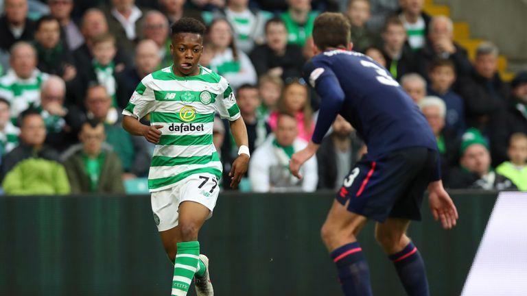 Karamoko Dembele impressed on his Celtic debut.