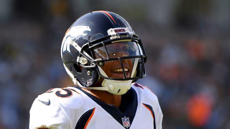Chris Harris Jr has been given a pay rise by Denver