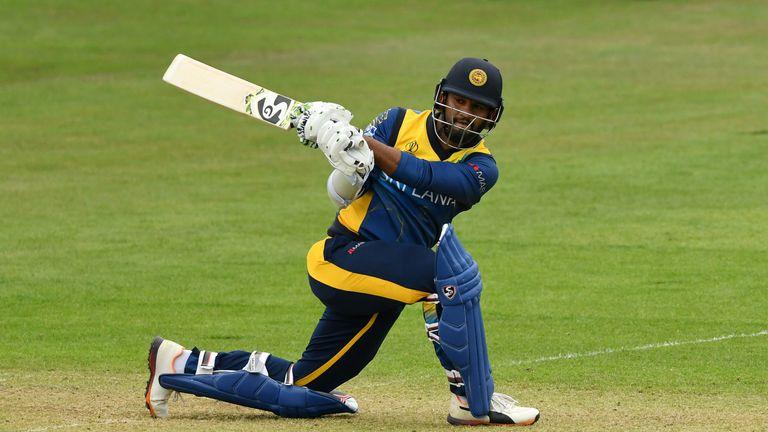 Dimuth Karunaratne has played just 18 ODIs for Sri Lanka