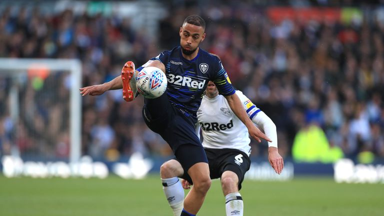 Kemar Roofe scored the only goal of the game